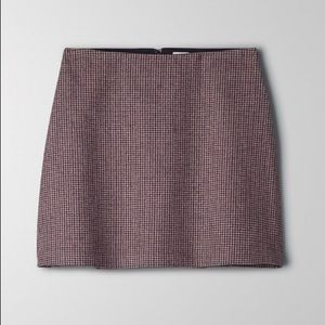 WILFRED Wilfred Classic Mini Skirt